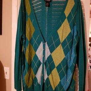 Lane Bryant Cardigan Sweater